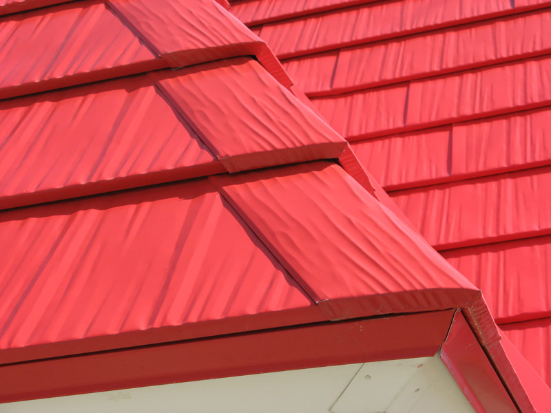 Dairy Queen Red Shingle Buildings Nu Look Exteriors